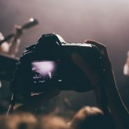 Become a photographer to shot best straps from Concert programs